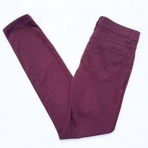 Madewell Skinny Skinny Jean | Size 24